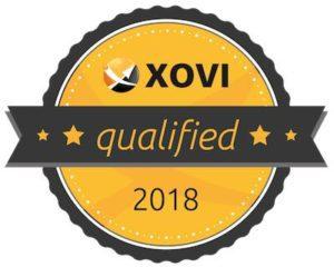 Xovi Zertifizierung Logo